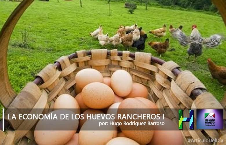 LA ECONOMÍA DE LOS HUEVOS RANCHEROS I