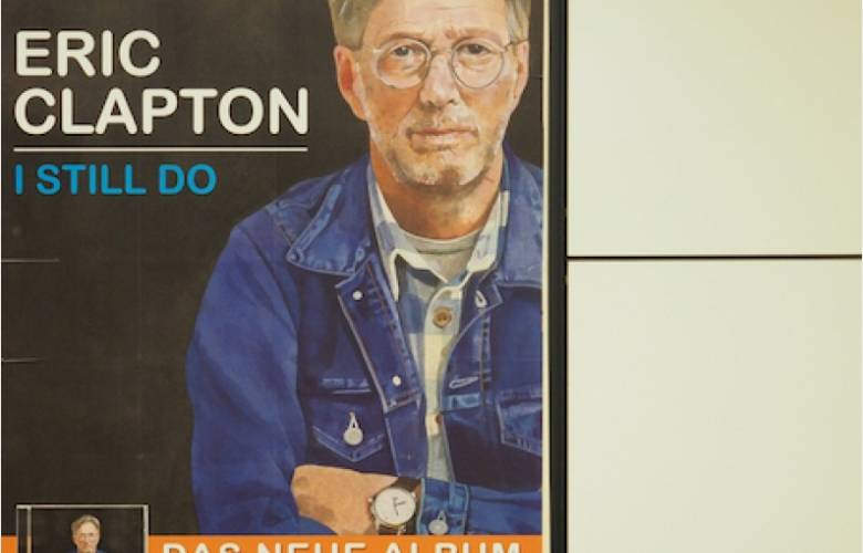 World of Pain: Eric Clapton y la injusta convalecencia