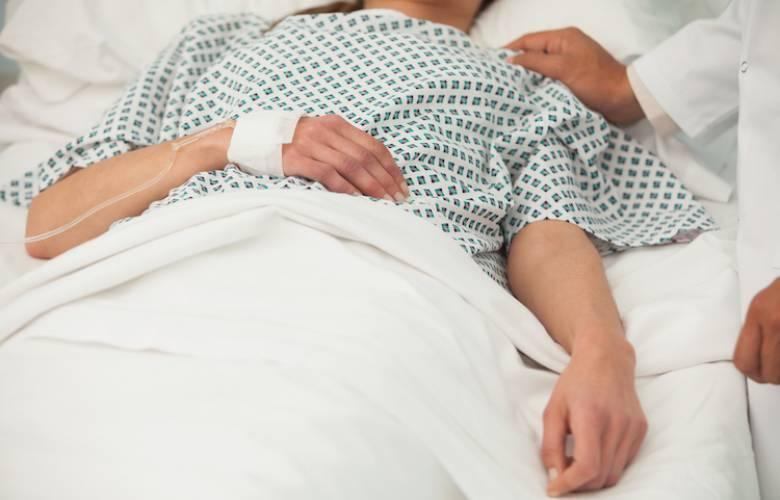 Una negligencia médica imperdonable