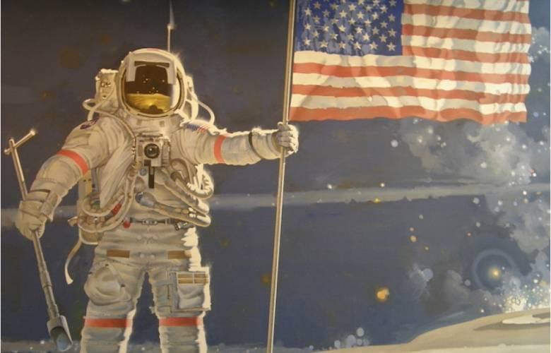 El mundo en la luna
