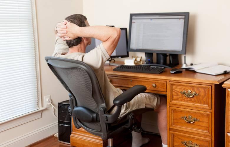 Retos de oficina en casa