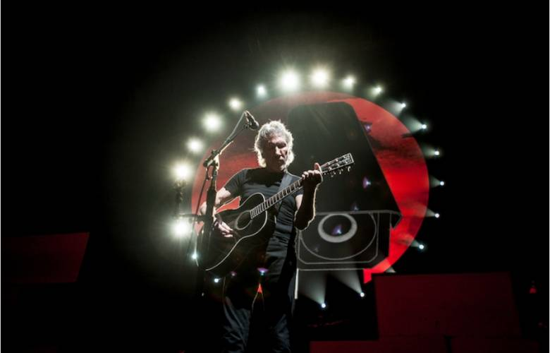 Roger Waters: activismo en el jet set