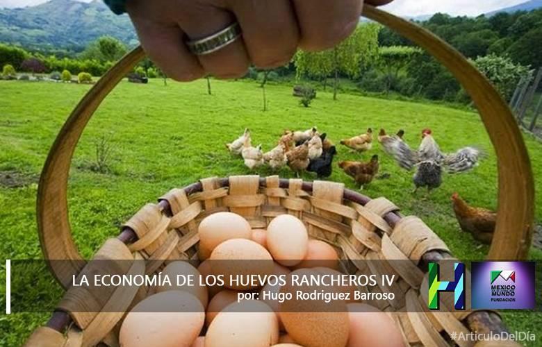 LA ECONOMIA DE LOS HUEVOS RANCHEROS IV