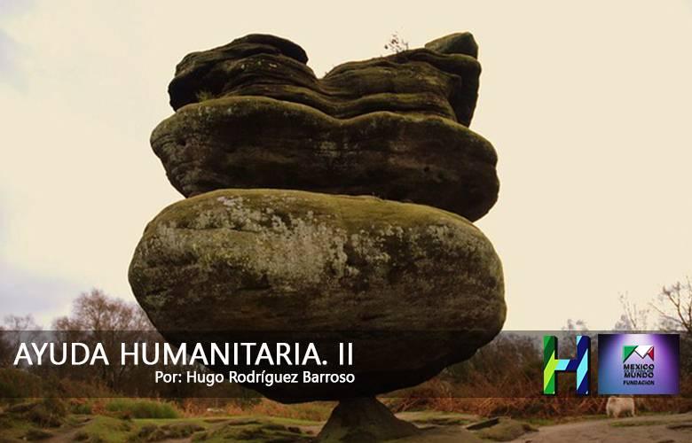 AYUDA HUMANITARIA II