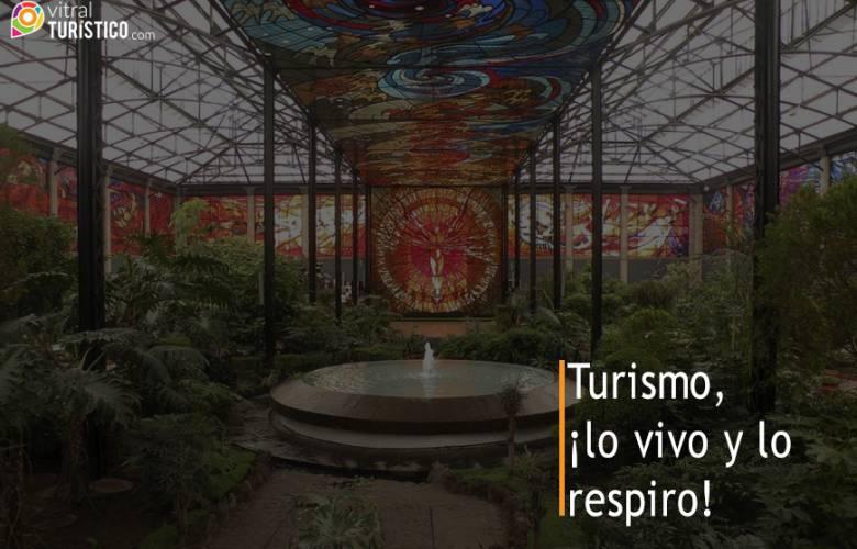 Turismo, ¡lo vivo y lo respiro!