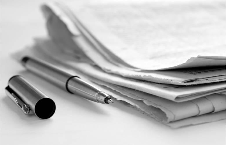 Los periodistas
