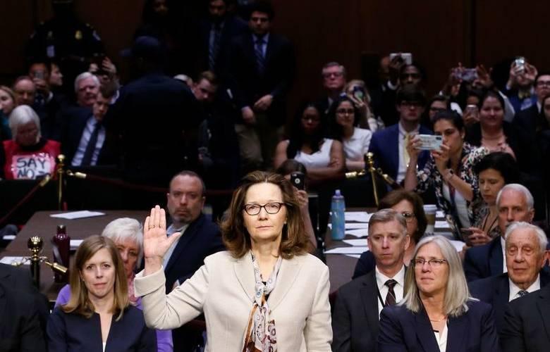 Gina Haspel la nueva cara de la CIA