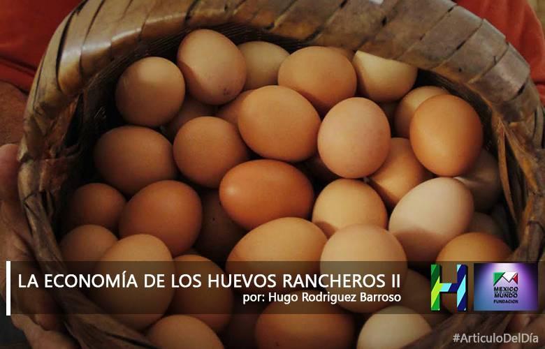LA ECONOMIA DE LOS HUEVOS RANCHEROS II