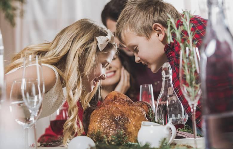 Thanksgiving - Acción de Gracias