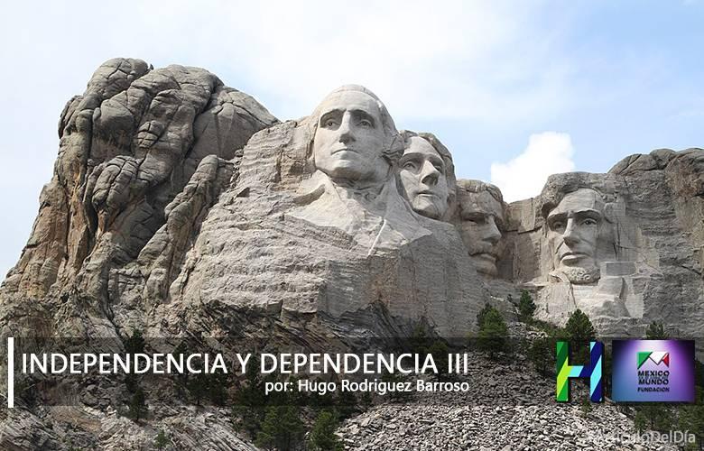 INDEPENDENCIA Y DEPENDENCIA III